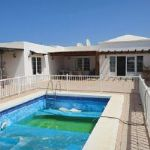 5 bedroom villa with private pool in Playa Blanca