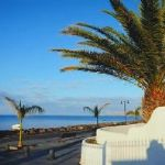Sea front 2 bedroom duplex, Puerto del Carmen